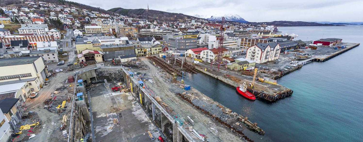 Harstad skipsindustri -  C. Trym Ivar Bergsmo