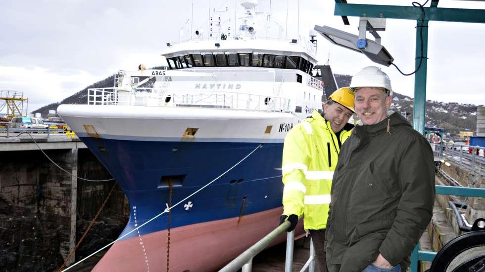 Ola Karlsen, Peter Slump - foto: Andreas Isachsen
