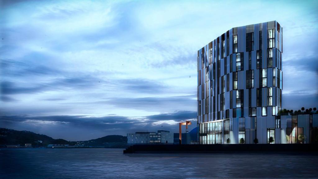 Hotel i Kaarbøkvarteret